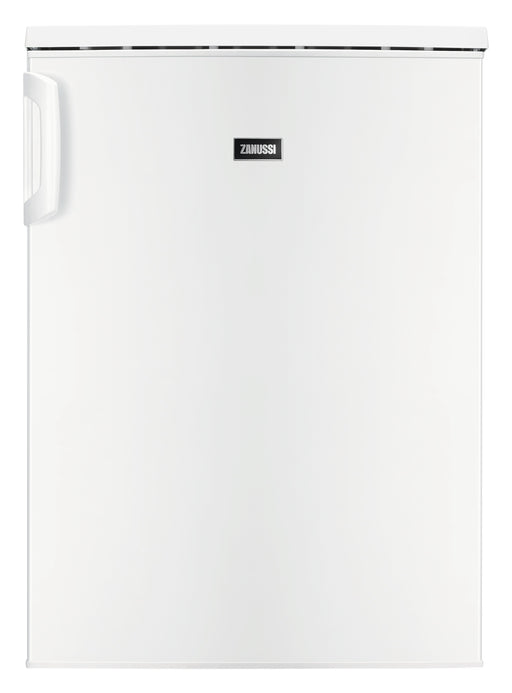 Zanussi ZRG15805WV 85x55cm 146L Freestanding Fridge With 4Star Freezer Compartment - White