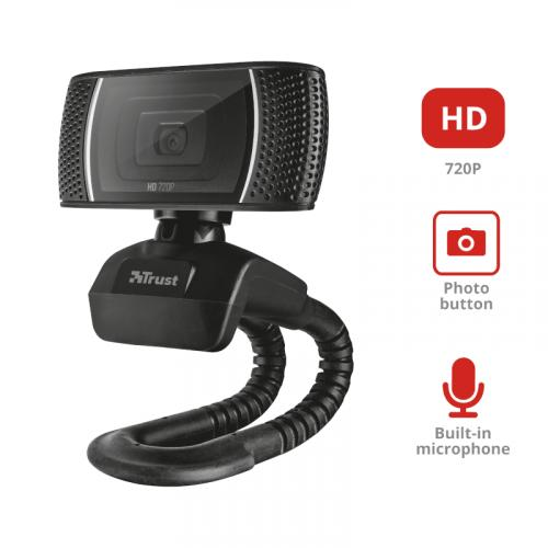 Trust T18679 Trino HD Video Webcam