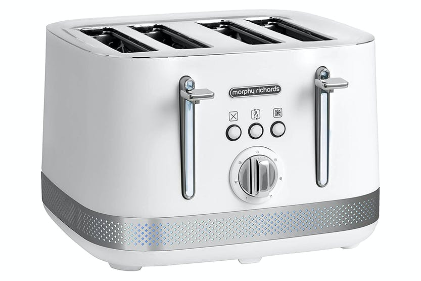MORPHY RICHARDS Illumination Toaster - White