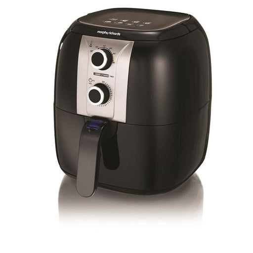 Morphy Richards 1400W 3L Health Fryer - Black | 480003