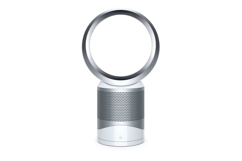 Dyson Pure Cool Link Desk  White Silver