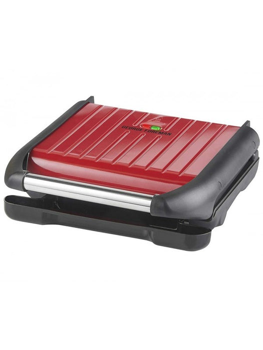 George Foreman Family 5 Portion Red Grill | 25040