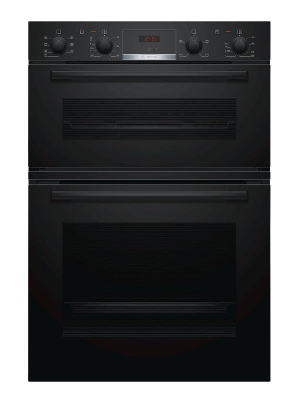 Bosch MBS533BB0B, Built-In Electric Double Oven, Black