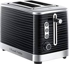 Russell Hobbs Inspire High Gloss Plastic Two Slice Toaster 24371