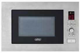 BELLING BIM60STA 900 WATT STAINLESS STEEL BUILT IN MICROWAVE