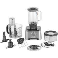 Kenwood FDM781BA, Multipro Classic Food Processor, Silver