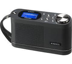ROBERTS Portable DAB+/FM Smart Radio Stream 104