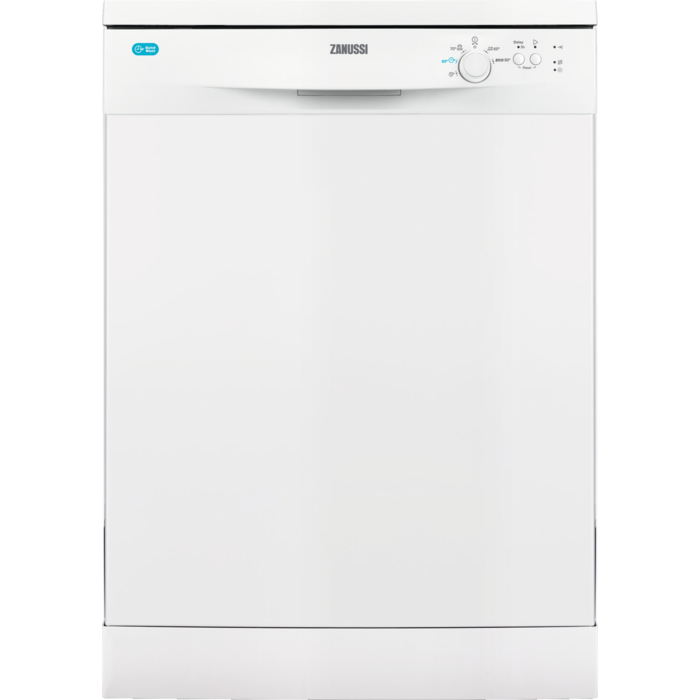 ZANUSSI ZDF22002WA Full-size Dishwasher - White