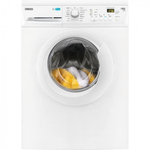 Zanussi ZWF81243NW, 8KG, 1200 Spin, Washing Machine, White.