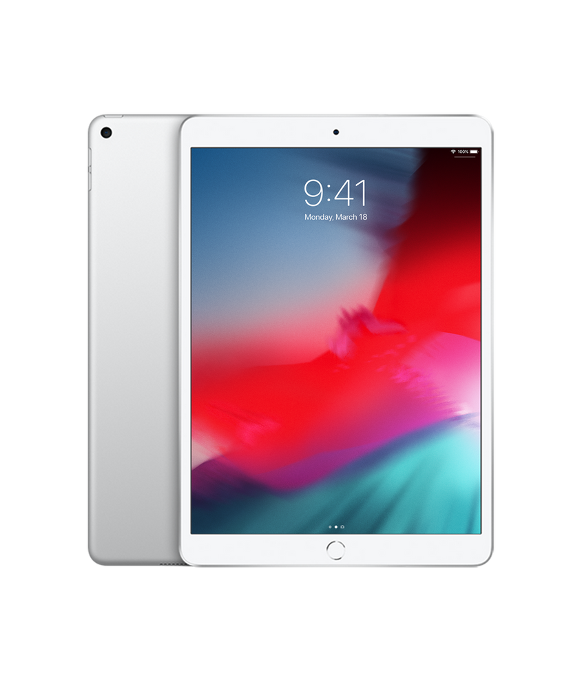 Apple iPad Air 10.5-inch WiFi (256GB) - Silver-MUUR2B/A