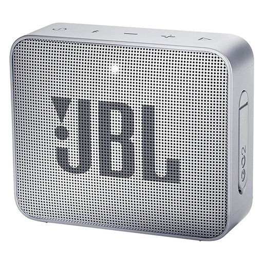 JBL GO2 Portable Bluetooth Speaker -Grey