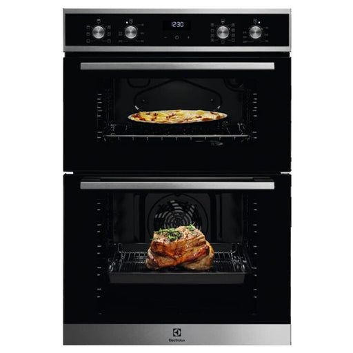 ELECTROLUX KDFEE40K-Built In Double Oven