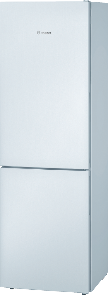 Bosch Classixx KGV36VW32G 60/40, 60cm Fridge Freezer, White