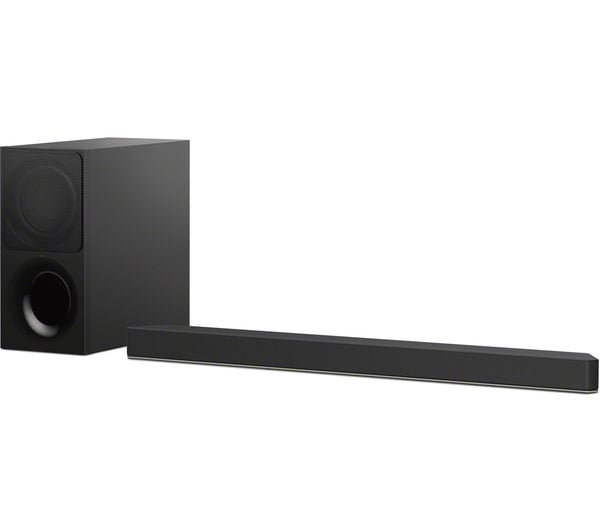 SONY HTXF9000 2.1 Wireless Cinematic Sound Bar with Dolby Atmos