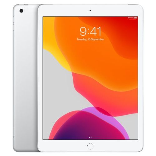 "Apple MW782BA, 10.2"", 128GB, 7th Generation iPad, Silver"