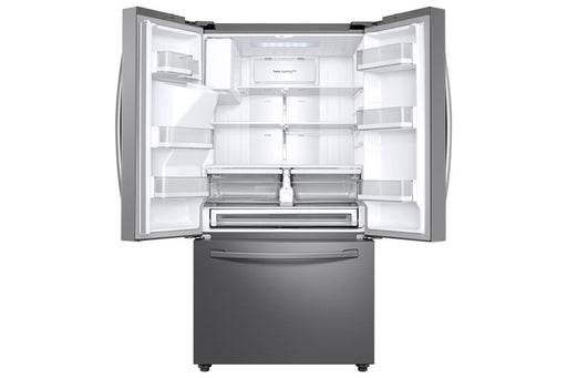 RF23R62E3SR/EU French Style Fridge Freezer with Twin Cooling Plus™