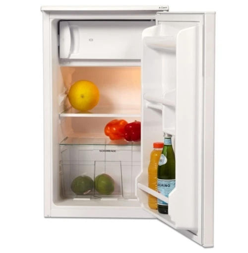 NORDMENDE -RUI112NMWHA+- 48CM UNDERCOUNTER FRIDGE. FREE 3 YEARS FULL WARRANTY SUBJECT TO REGISTRATION.
