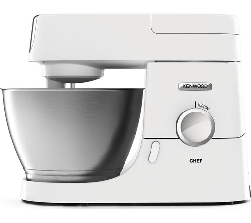Kenwood Chef KVL4100W, 1200W, Food Mixer, White