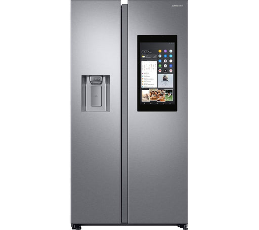 Samsung RS68N8941SL Side-by-side American Fridge Freezer With Ice And Water Dispenser