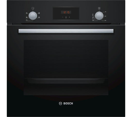 Bosch Serie 2 HHF113BA0B Built In Electric Single Oven - Black - A Rated