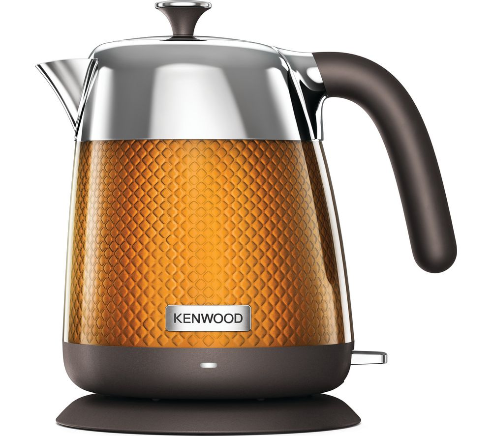 Mesmerine  Jug Kettle - Burnt Orange ZJM811OR