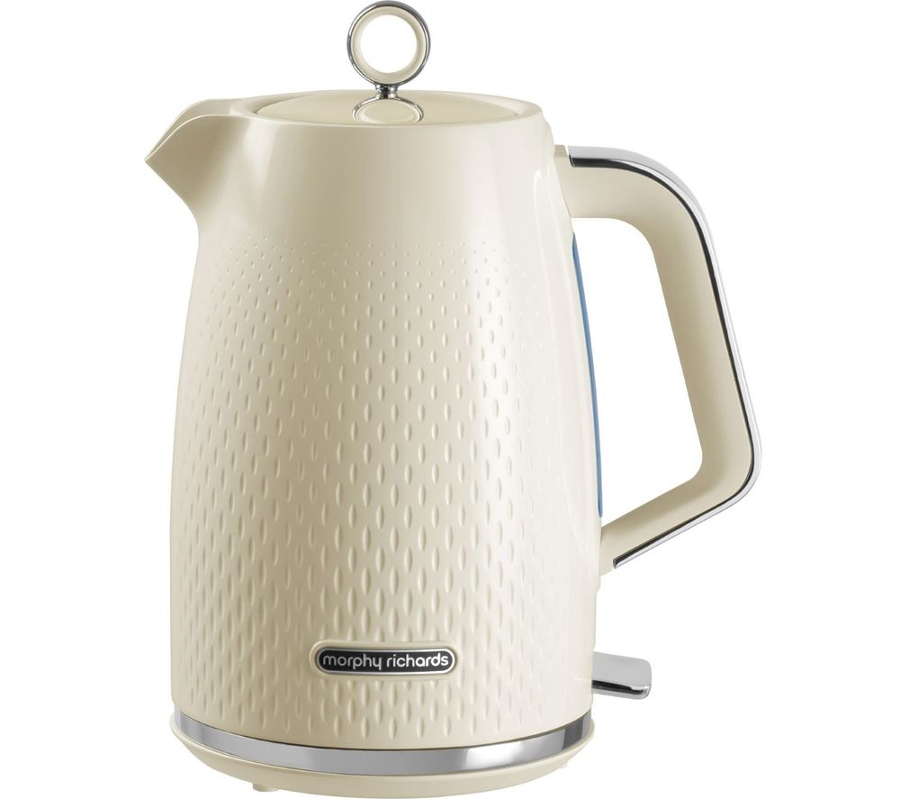 MORPHY RICHARDS Verve 103011 Jug Kettle - Cream