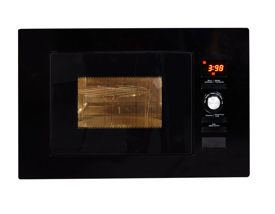 Nordmende NM824BBL 800W 20L Built in Combination Microwave