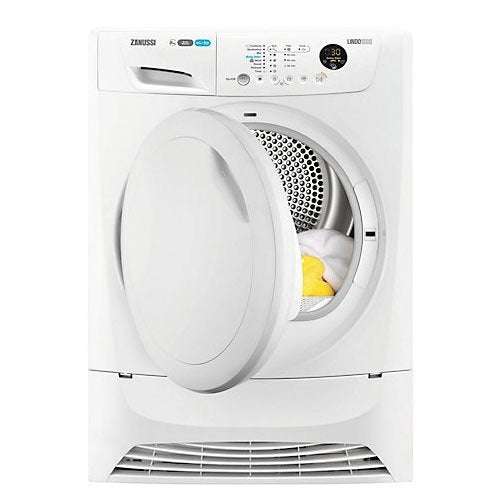 ZANUSSI 8KG HEAT PUMP TUMBLE DRYER | ZDH8903W