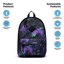 Load image into Gallery viewer, bayside backpack - milky way