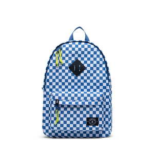 bayside backpack - checkered horizon