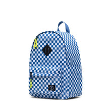 Load image into Gallery viewer, bayside backpack - checkered horizon