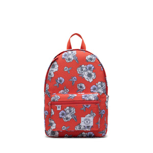 edison backpack - poppy