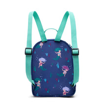 Load image into Gallery viewer, goldie backpack - mermaids