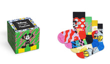 Load image into Gallery viewer, disney socks 4pk gift set