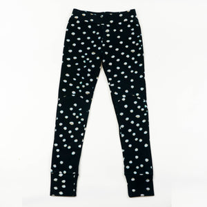 legging - bunny black