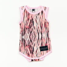 Load image into Gallery viewer, singlet onesie - yucca blush