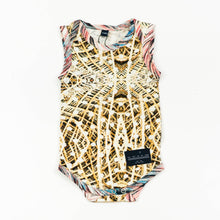 Load image into Gallery viewer, singlet onesie - zombie tan