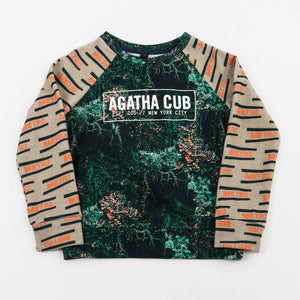 sweatshirt - jangal forest
