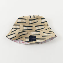 Load image into Gallery viewer, 2-way bucket hat - metro khaki