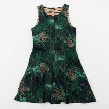 Load image into Gallery viewer, culotte romper - jangal forest