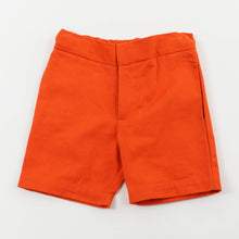 Load image into Gallery viewer, chino short - tangerine