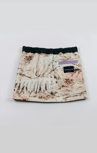 2-way mini skirt - portulia peach