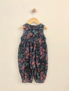VINTAGE laura ashley romper / 12-18M