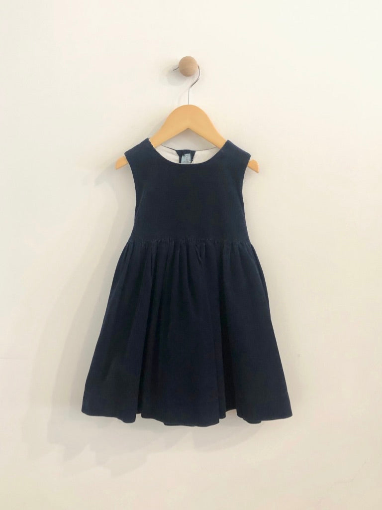 corduroy dress / 3T