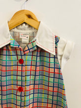 Load image into Gallery viewer, plaid button up / 5Y