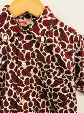 Load image into Gallery viewer, paisley button up / 4-6Y