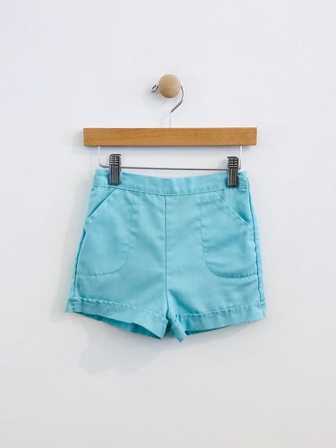 high waisted shorts / fits 4Y