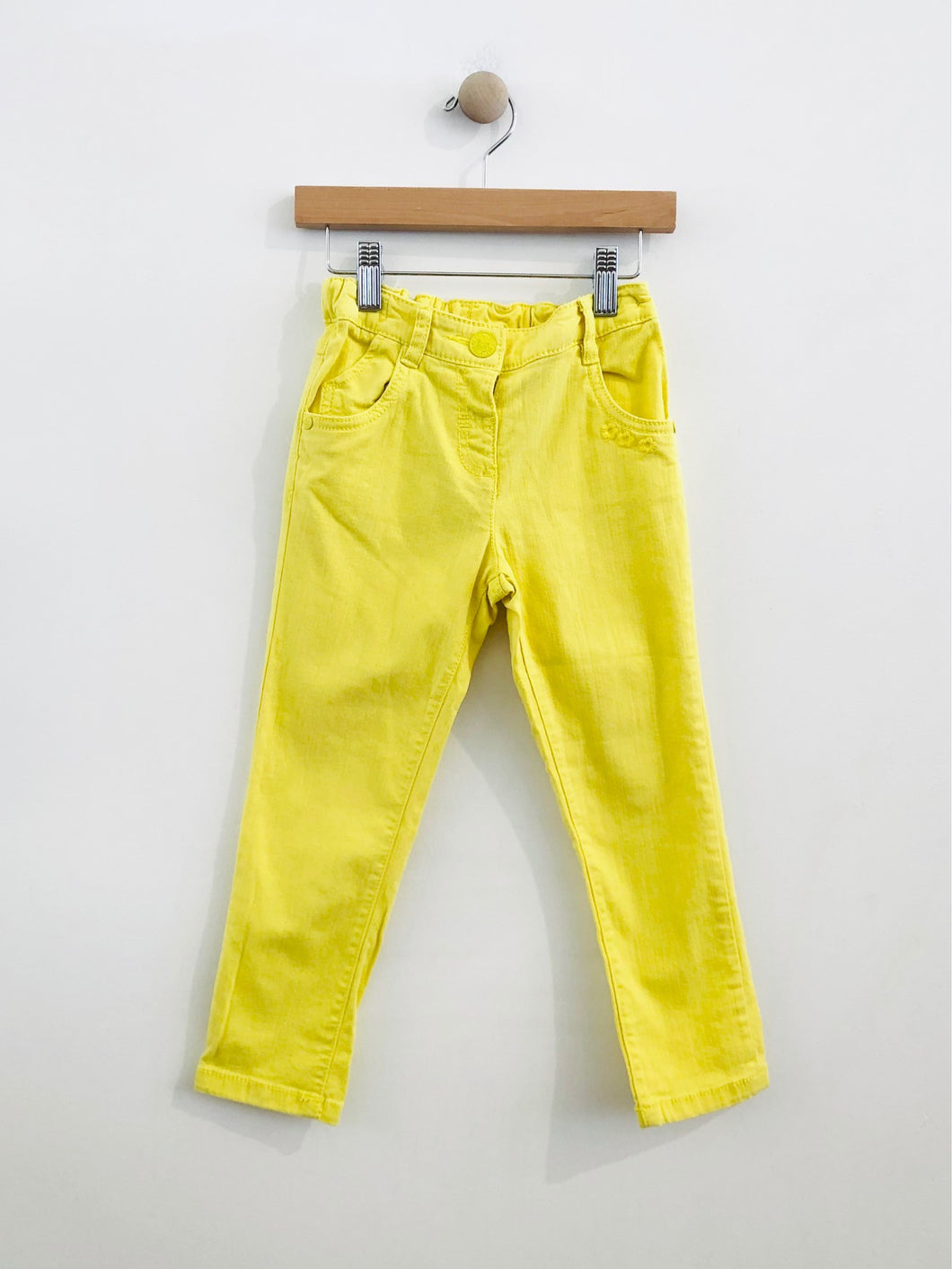 soft stretch jeans / 3-4T