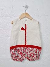 Load image into Gallery viewer, VINTAGE romper / 6-12m