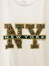 Load image into Gallery viewer, New York tourism tee / fits 6Y